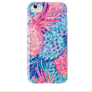 Lilly Pulitzer Pineapple iPhone 6/7 Case